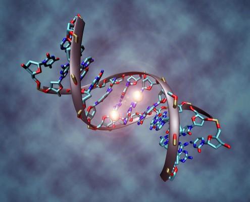 Геномное тестирование рака молочной железы.